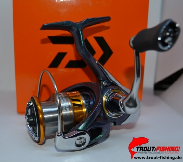 Rolle Daiwa REGAL LT 2000D
