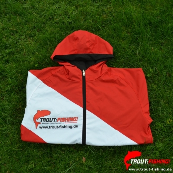 Trout-Fishing.de Tremarella- Style COLLECTION Wendejacke XL