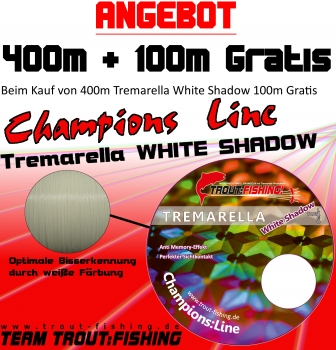 Angebot White Shadow 500m 0,16mm
