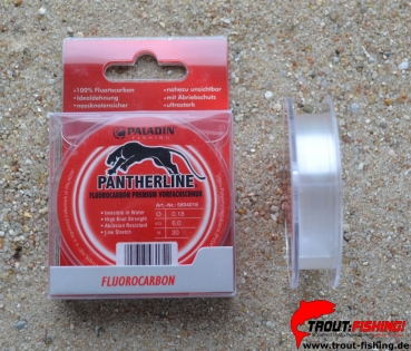 Pantherline Fluorocarbon 0,16mm
