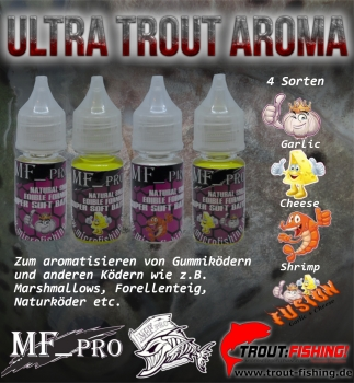MF-Pro ULTRA Trout Aroma Cheese